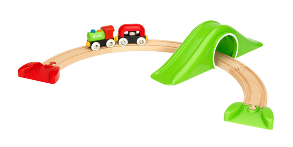 Brio Mein erstes Einsteiger Set (FSC®) Bahn