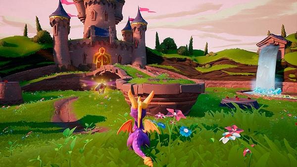 PS4 - Spyro Reignited Trilogy Box