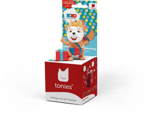 tonies® Bobo Siebenschläfer - Bobo feiert Kindergeburtstag (DE) Hörspiel
