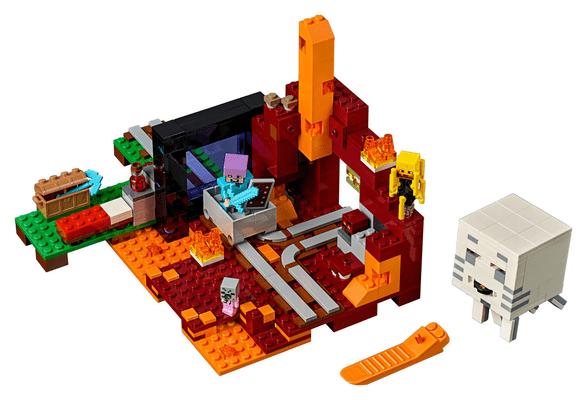 Lego Minecraft 21143