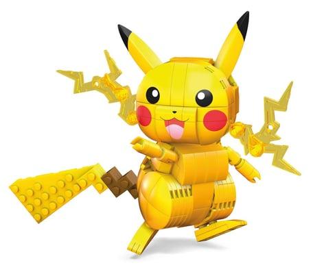 Pokémon Mega Construx  GMD31 PIKACHU Spielfigur