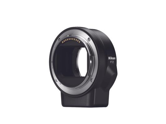 Nikon Z 6 Kit Body + FTZ Adattatore  Kit apparecchio fotografico mirrorless