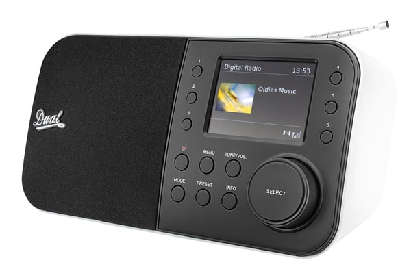 Dual DAB 55 Radio DAB+
