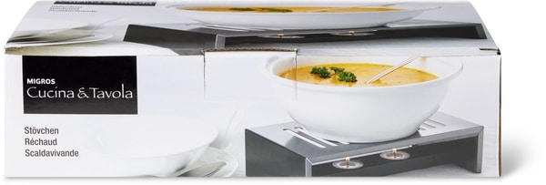Cucina & Tavola Speiserechaud 27x16cm