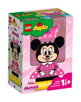 LEGO Duplo 10897 erste Miniie Mau