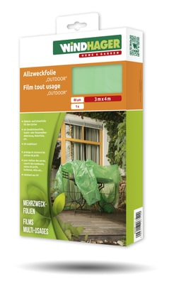 Windhager OUTDOOR Feuille universelle Feuille