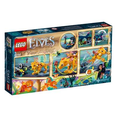 Lego Elves 41192 Azari E Leone Di Fuoco
