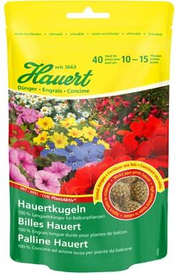 Hauert Palline per piante da balcone, 40 pezzi