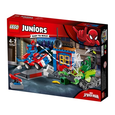 Lego Juniors 10754 Spiderman Vs.Scorpion