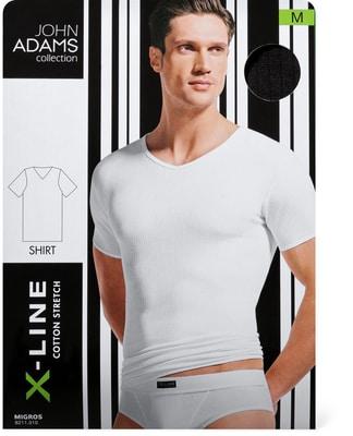 SHIRT HOMMES X-LINE noir