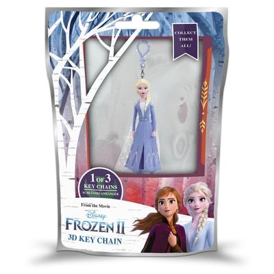 Disney Frozen 2 3D Schlüsselanhänger Schmuck