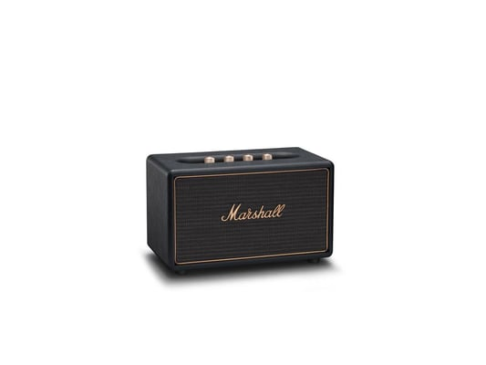 Marshall Acton - Schwarz Multiroom Lautsprecher