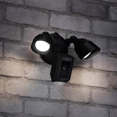 Ring Floodlight Cam noir