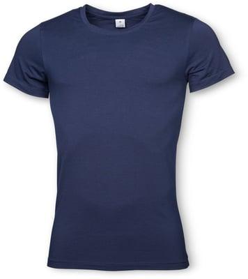 Herre T-Shirt marine