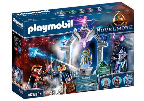 Playmobil 70223 Novelmore Temple