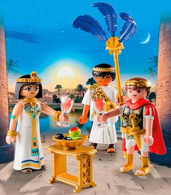 Playmobil History Cesare e Cleopatra 5394