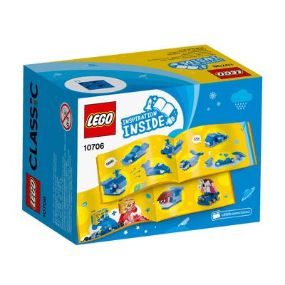 LEGO Classic Scatola della Creatività Blu 10706