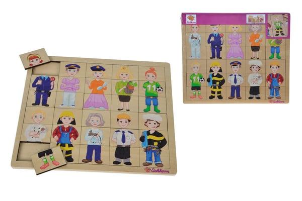 Eichhorn Einlegepuzzle Puzzle