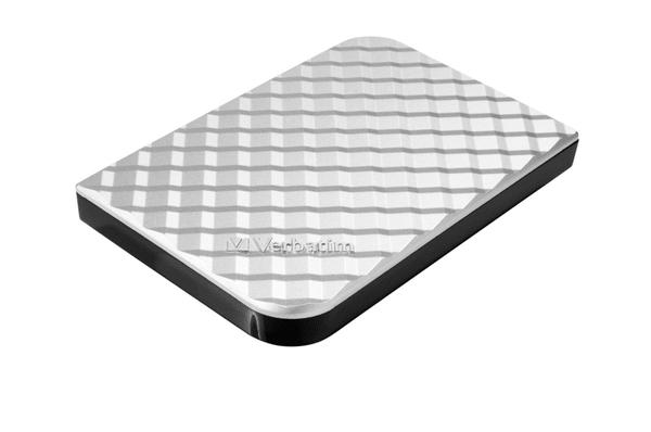 Verbatim Store n Go USB 3.0 1TB Disco rigido portatile argento Hard disk Esterno HDD