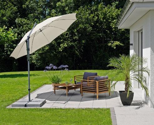Suncomfort by Glatz PENDOLINO Sonnenschirm