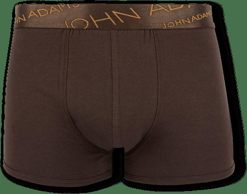 SHORT UOMO 2PCS PACK marrone s