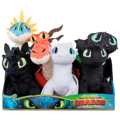 Spin Master Dragon Making Legend Premium Plüsch Plüsch