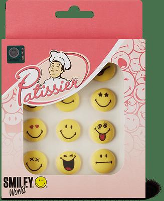 Patissier Smileys & Comic Augen