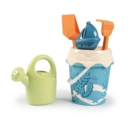 Smoby Eimergarnitur mit Gies Sandspielzeug