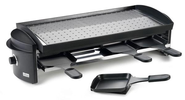 Cheeseboard V8 Grill Fornello da raclette e grill