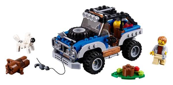 Lego Creator 31075 Outback-Abenteuer