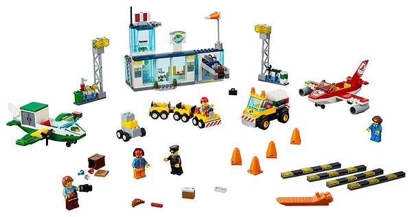 Lego Juniors Flughafen 10764