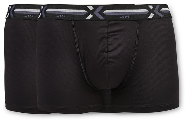 DIM Short X-Temp Active schwarz