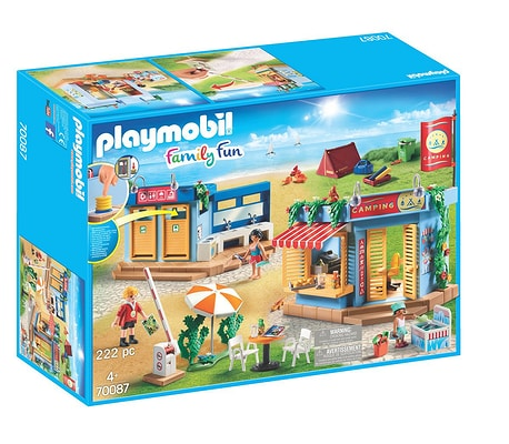 PLAYMOBIL 70087 Grand camping