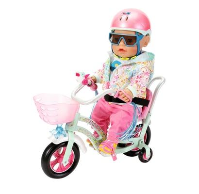 Zapf Creation Playfun Fahrrad Baby Born Puppenzubehör