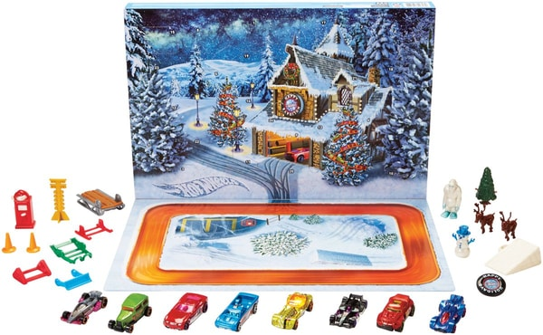 Hot Wheels Calendrier De L'Avent