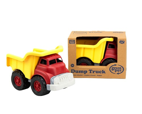 Green Toy Camion