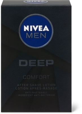 nivea men deep after shave l migros. Black Bedroom Furniture Sets. Home Design Ideas