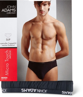 MEN'S SLIP IMPULSE grau