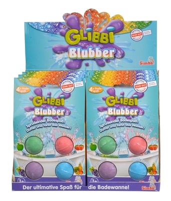 Simba Glibbi Blubber 1 Pack Basteln