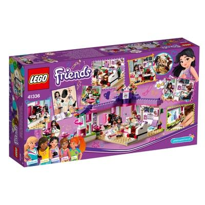Lego Friends 41336 Cafe Des Arts Demma