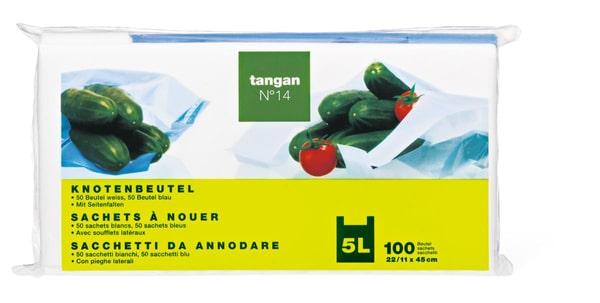 Tangan N°14 Knotenbeutel 5L