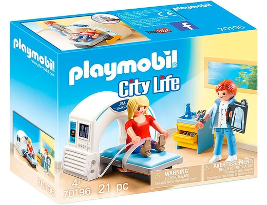 Playmobil 70196 Radiologe
