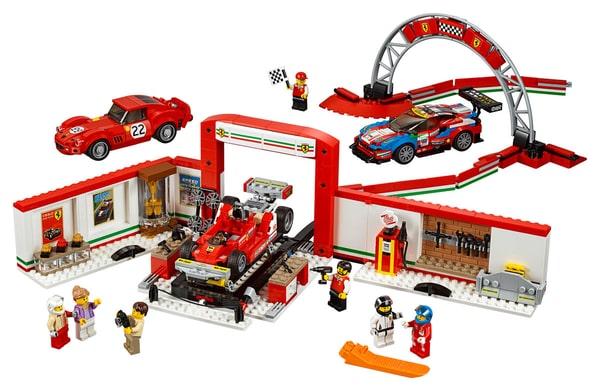 Lego Speed Champions 75889