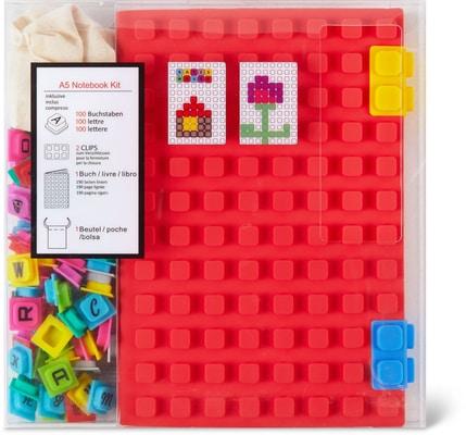 Papeteria Notizbuch Silicon Lego A5