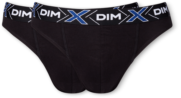 DIM Slip X-Temp nero