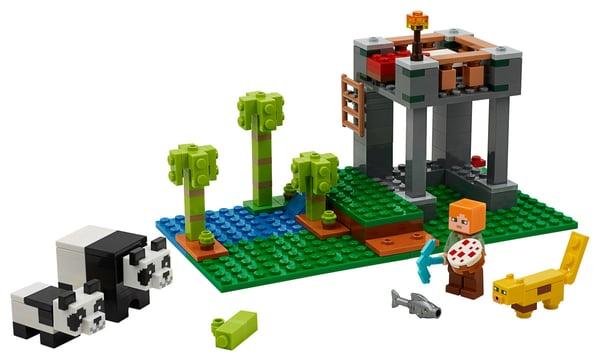 LEGO Minecraft 21158