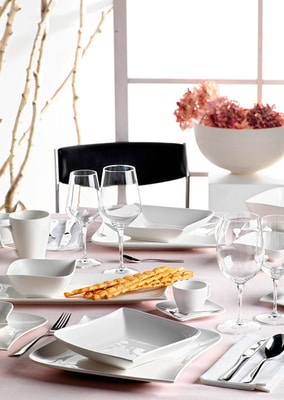 Cucina & Tavola MELODY Tazza da espresso con piattino