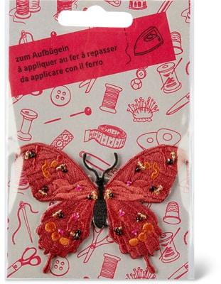Aufbügelmotiv Schmetterlinge