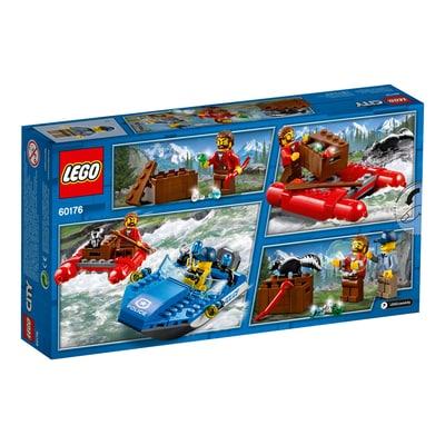 Lego City 60176 Fuga Sul Fiume
