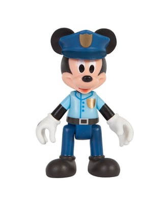 Mickey and the roads Polizeistation